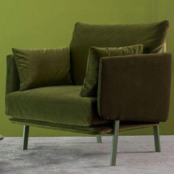 Structure Armchair, una forma de relajarse