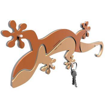 Key Holder, lagartija con agarres imantados para tus llaves