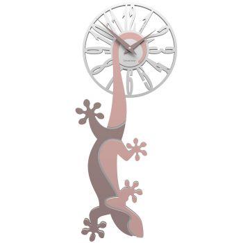 """Hanging Gecko, un """"reloj colgado"""""""