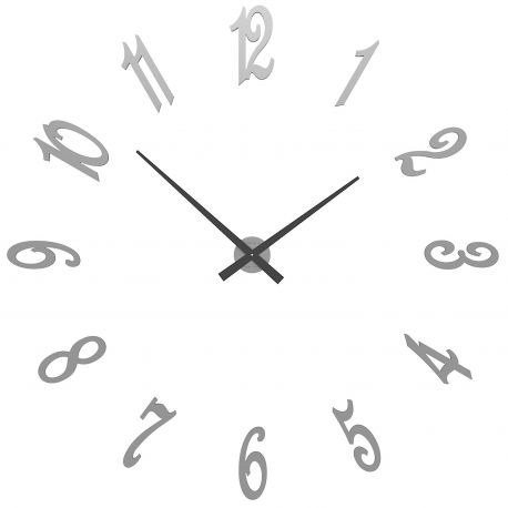Un reloj de pared de 130 cm