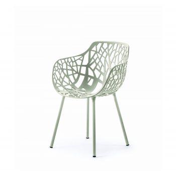 Forest, moderna silla para espacios exteriores
