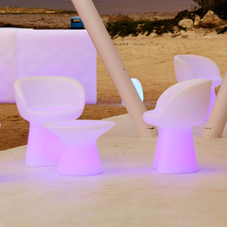 Mallorca de new garden sillas para jardines y terrazas for Sillas de plastico para jardin