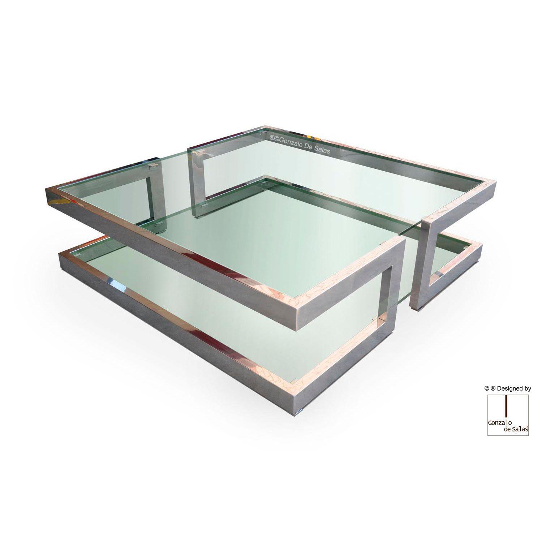 Comprar mesa de centro alto dise o lisa de gonzalo de for Comprar muebles de diseno online