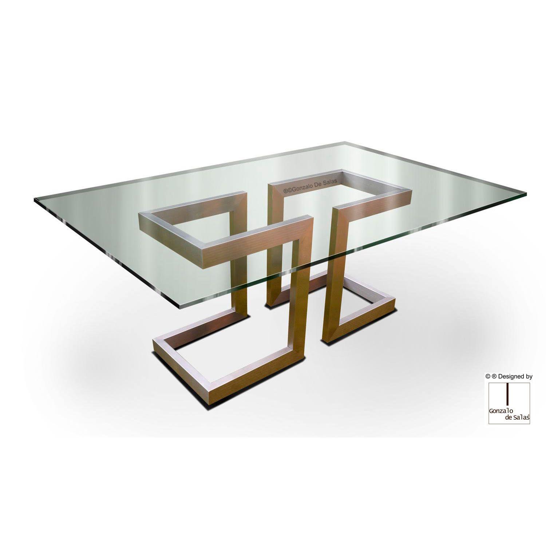 Comprar mesa alto dise o lisa de gonzalo de salas online for Mesas diseno online