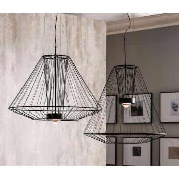 Ravel, esta lámpara tiene unas líneas que te atraparán