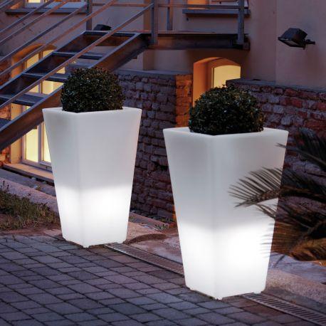 Maceta con luz Y-Pot SLIDE Design