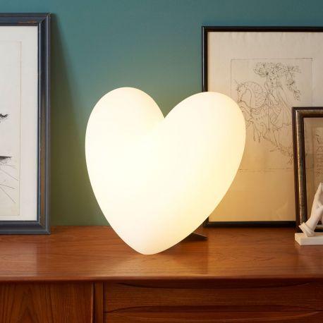 Lámpara de exterior diseño Love Slide Design