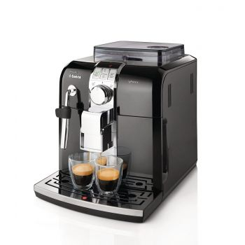 Cafetera Saeco Syntia Total Black