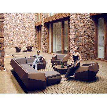 Faz salón de Vondom, crea un espacio de lujo en tu jardín