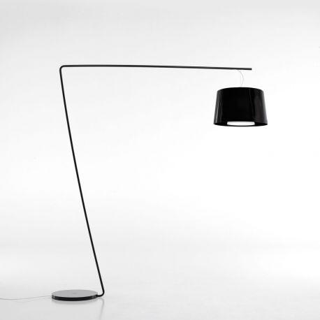 Lámpara de pie Pedrali L001T negro