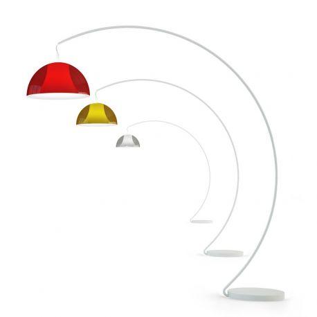 Lámpara de pie L002T_BA Pedrali