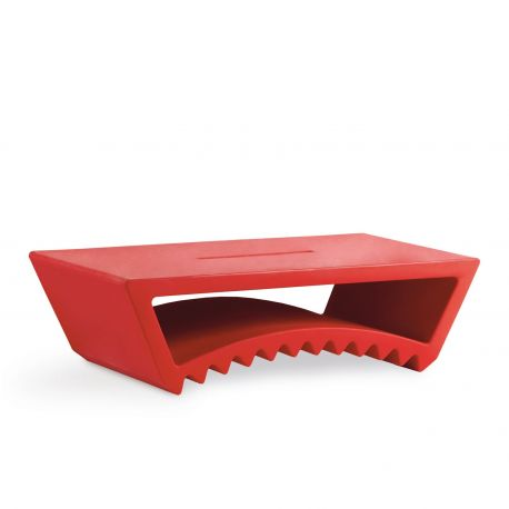 Mesita tumbona Tac Slide Design