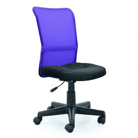 Silla de oficina Continental Dissery violeta