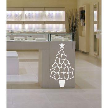Vinilo árbol de navidad Papertree 3