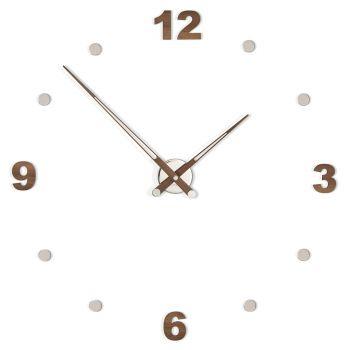 Reloj de pared de madera Axioma n Números