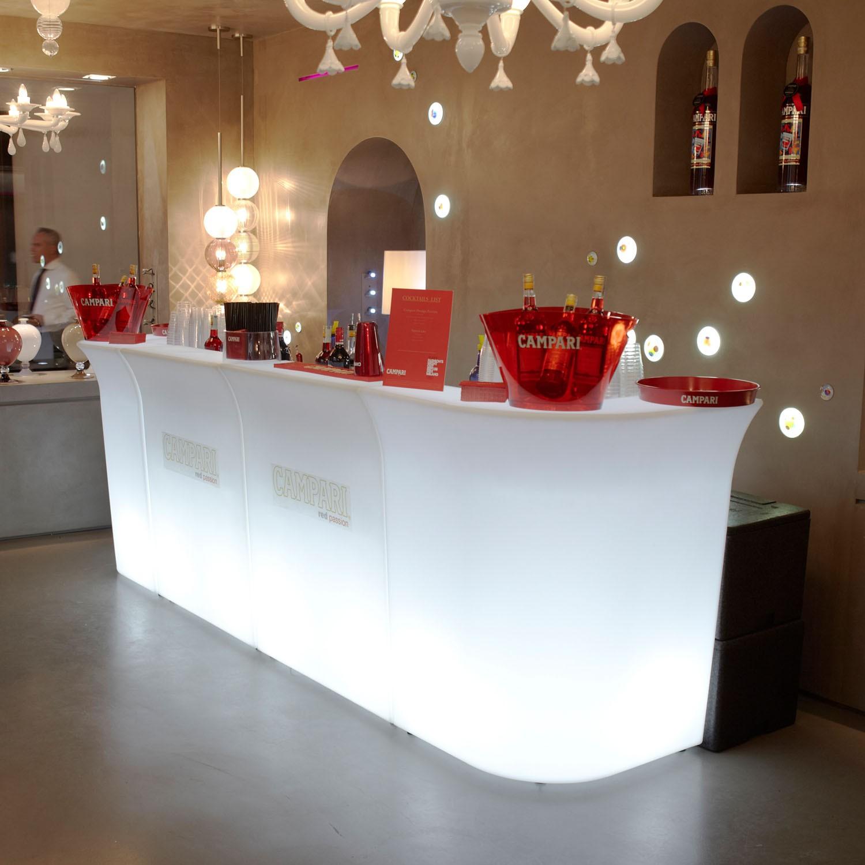 Barra De Bar Con Luz Jumbo Slide Design Ociohogar Com