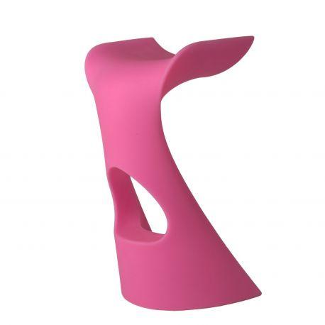 Taburete de exterior Koncord Slide Design en rosa