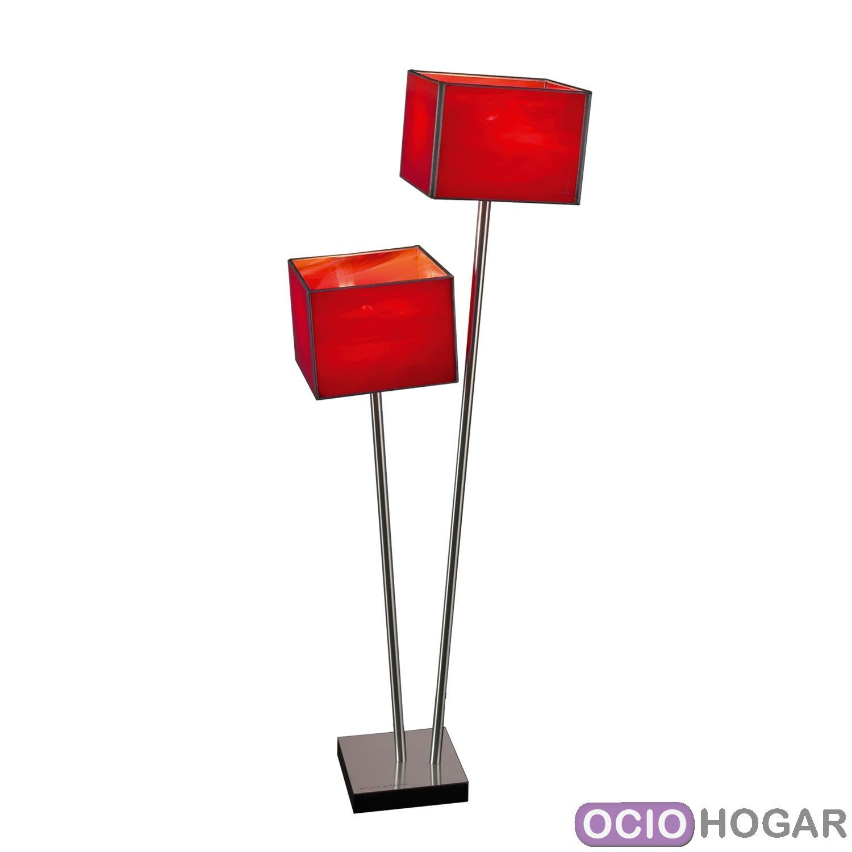 L mpara alta de mesa doscubos do02 de arturo lvarez - Arturo alvarez lamparas ...
