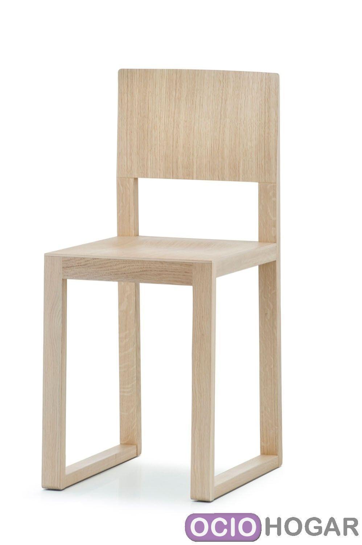 Silla de madera brera pedrali sillas de comedor for Imagenes de sillas para comedor
