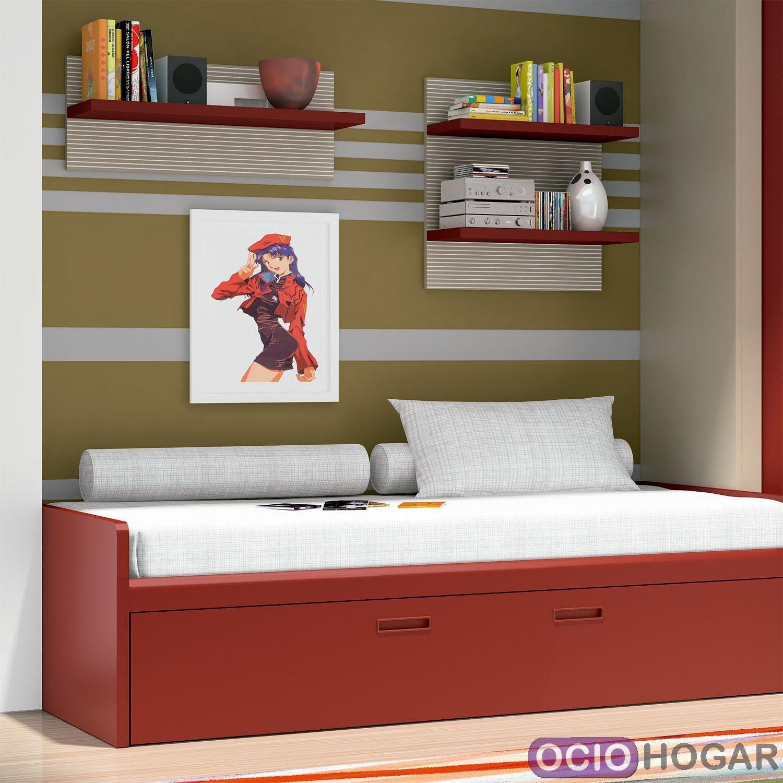 Dormitorio juvenil cabernet dissery muebles juveniles for Muebles juveniles