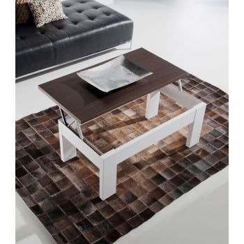 Mesa de centro elevable Duo