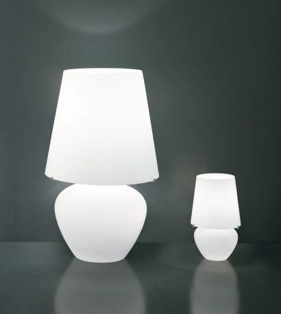 Lámpara de mesa Naxos de Vistosi