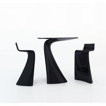 Mesa alta y taburete Wing