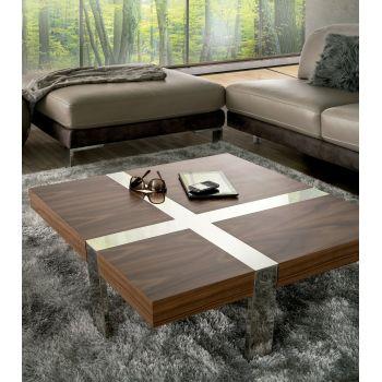 Mesa de centro Oxaa para salones modernos