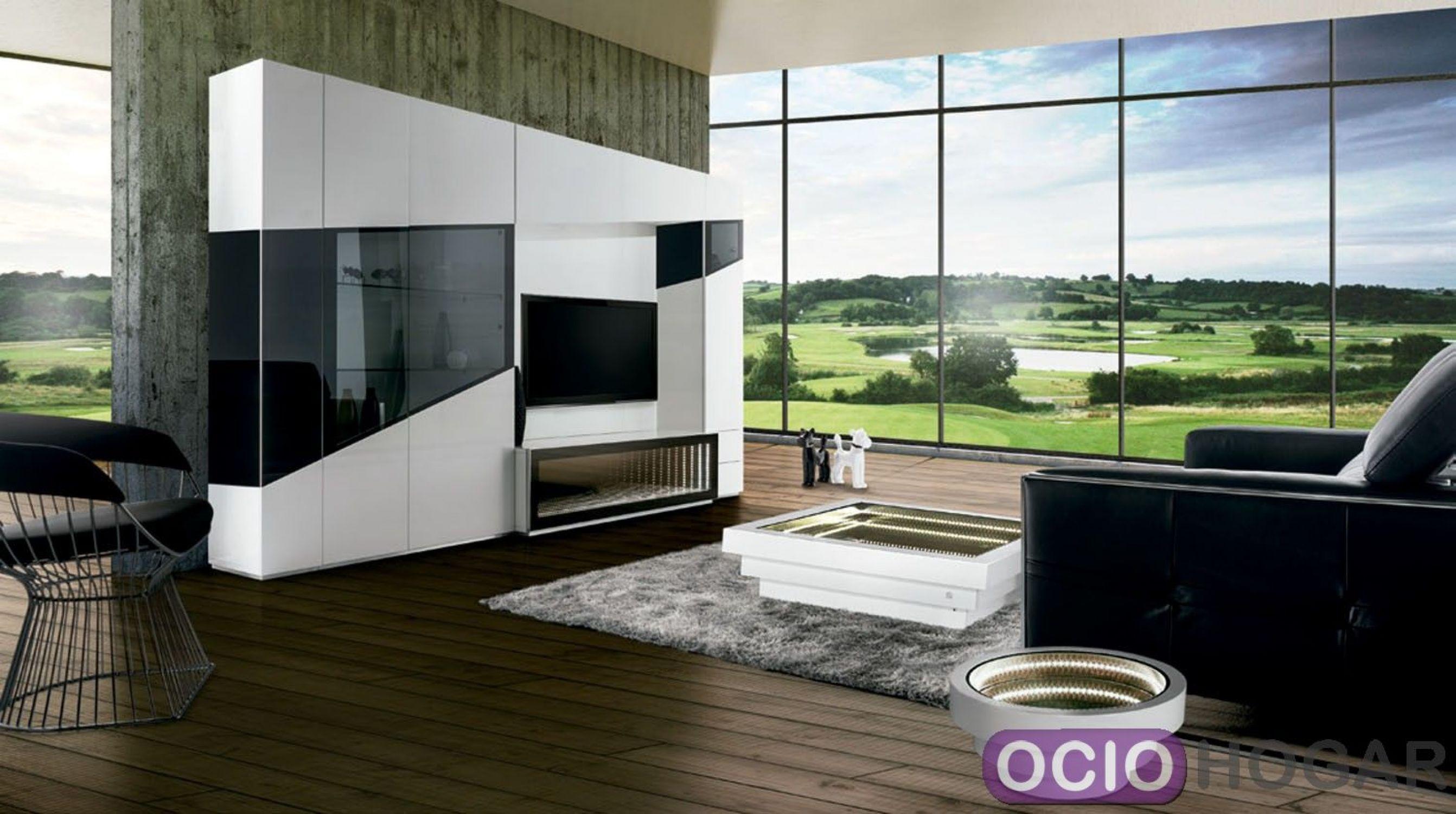 Mesa de centro teknicaa de clara home en for Muebles salon originales